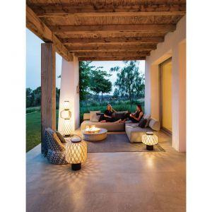 Kolekcja lamp ogrodowych Loon. Fot. Dedon