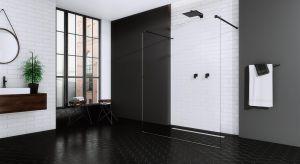 Sposób na ponadczasowy wystrój łazienki? Połączenie bieli i czerni. Kombinacja tych kolorów to przepis na wnętrze szykowne i eleganckie. Biel i czerń sprawdzą się zarówno w przestronnych, jak i małych pomieszczeniach.