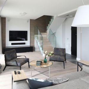 Piękne, przestronne mieszkanie. Projekt: Magdalena Lehmann. Fot. Bartosz Jarosz