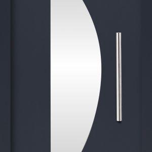 Drzwi wejściowe: piękne i bezpieczne, model expressia . Fot. Awilux