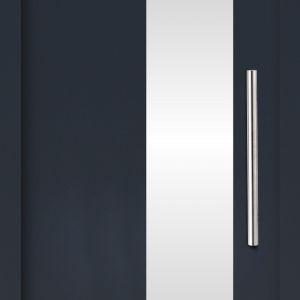 Drzwi wejściowe: piękne i bezpieczne, model moderna. Fot. Awilux