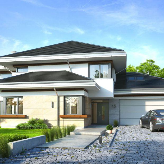 Dom piętrowy: zobacz wyjątkowy projekt z wnętrzami
