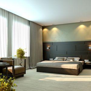 Piękna i pachnąca sypialnia. Fot. Janpol