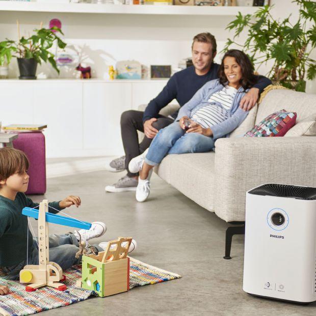 Nowość: oczyszczacz powietrza do dużych pomieszczeń