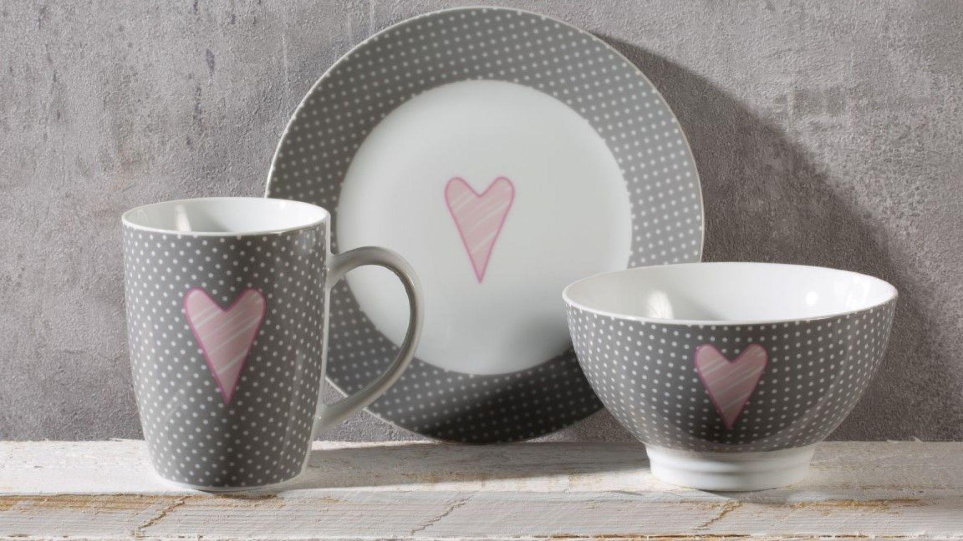 Pomysł na prezent z okazji Dnia Matki: ceramika Magie Dots. Fot. Dekoria.pl