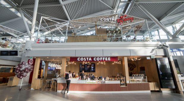 Costa Coffee FlyDining - nowa przestrzeń na Okęciu