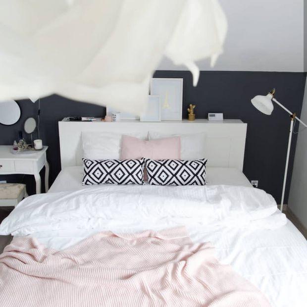 Nowoczesna sypialnia: piękna pościel