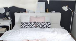Latem warto wprowadzić do sypialni nowe, kolorowe akcenty, które ożywią wnętrze. Zamiast klasycznej, białej kołdry i poduszki, warto postawić na wzorzyste modele pościeli.