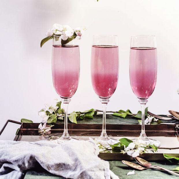 Letnie przyjęcie - kieliszki idealne do wina