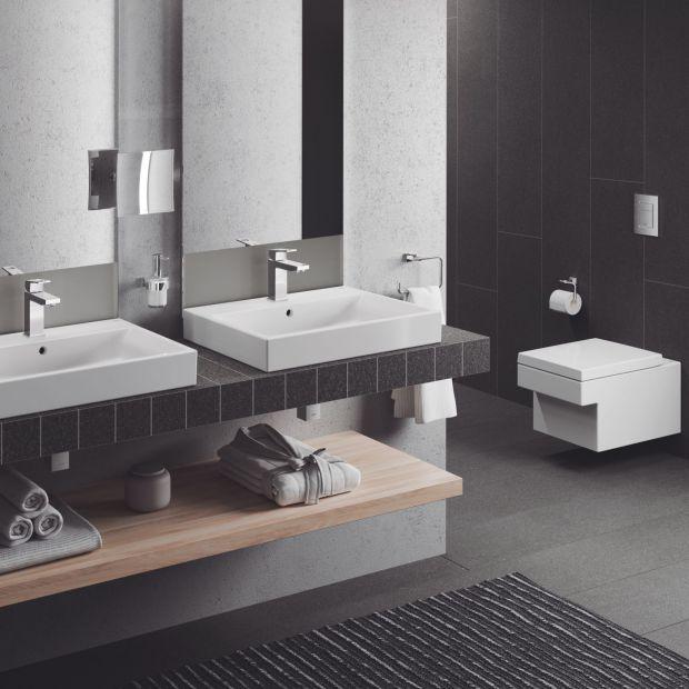 Nowoczesna łazienka: minimalistyczna kolekcja ceramiki
