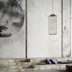 Grafiki ścienne Glamora Kolekcja Kimon, wzór Washi. Fot. Dekorian Home