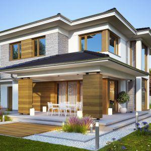 Jak obniżyć koszty budowy domu? Dom Pompejusz. Projekt: Marcin Abramowicz, Jagoda Gruca, Dobre Domy