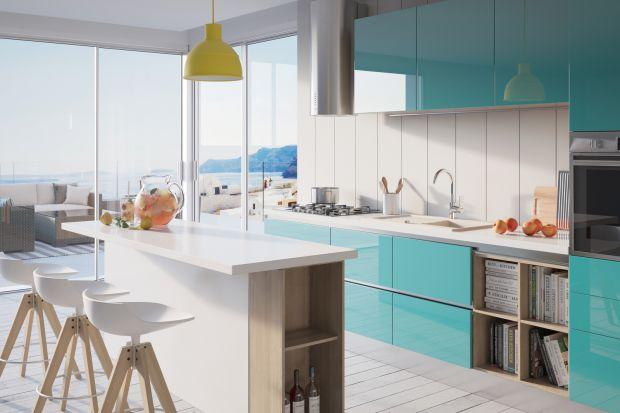 Wiosenne aranżacje - pomysły do kuchni i łazienki