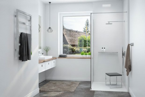 Nowość do łazienki - kabina prysznicowa z trzech elementów