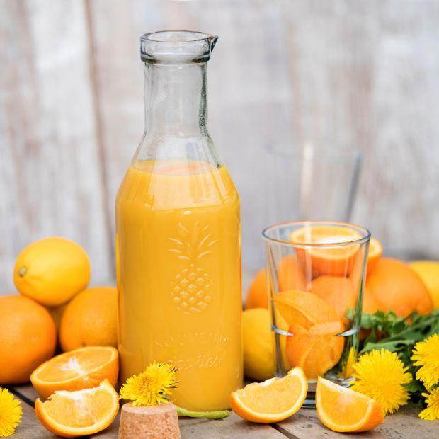 Wiosna w kuchni - modne szkło na zimne napoje