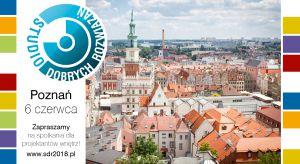 6 czerwca w Poznaniu na uczestników spotkania z cyklu Studio Dobrych Rozwiązań czekać będziekilkanaście ciekawych prezentacji, a także wystąpienie gościa specjalnego. Opowiemy o najnowszych trendach w projektowaniu wnętrz, podpowiemy też jak