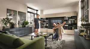 Sprawdzamy, co nowego proponują producenci mebli i wyposażenia do salonu urządzonego w nowoczesnym stylu.