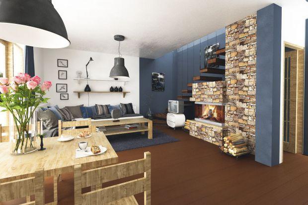 Mały dom: projekt niedrogi w budowie i utrzymaniu
