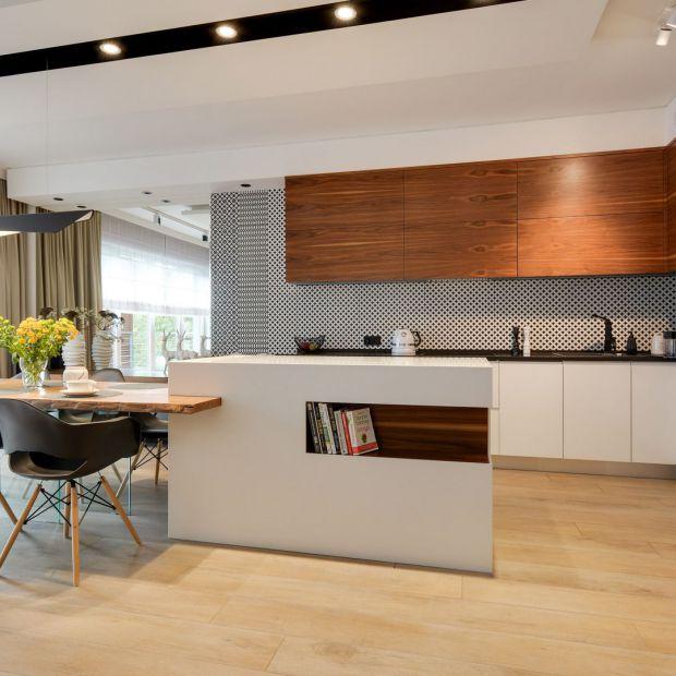 12 pomysłów wysoką zabudowę w kuchni