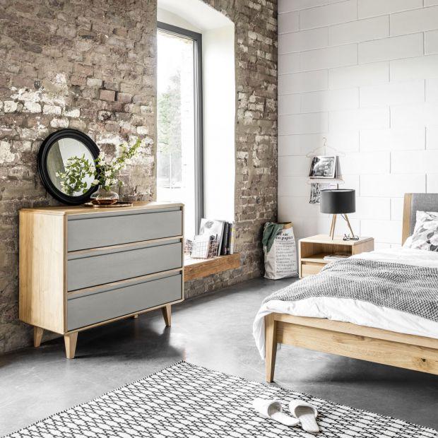 Piękne komody do sypialni - wybierz jedną z tych modeli