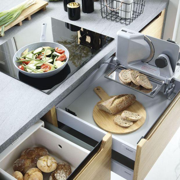 Przechowywanie w kuchni - 5 nowoczesnych rozwiązań