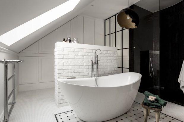 Wanna w łazience - piękne zdjęcia z polskich domów