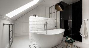 Wolno stojąca czy w zabudowie? Narożnaczy prostokątna? Jaką wannę wybrać do łazienki? Zobaczcie pomysły polskich architektów i projektantów wnętrz.