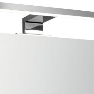 Oświetlenie w łazience - lampa Mirror Led. Fot. Nowodvorski Lighting