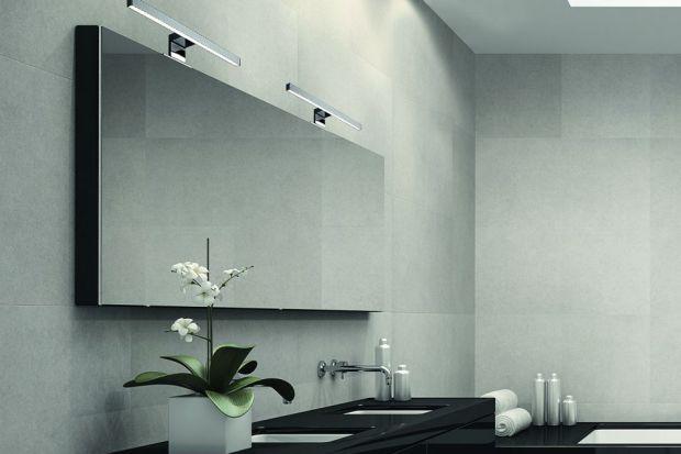 Oświetlenie w łazience: zobacz nowy model lampy LED