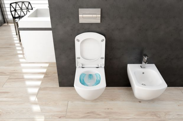 Nowoczesna łazienka - nowości do strefy WC