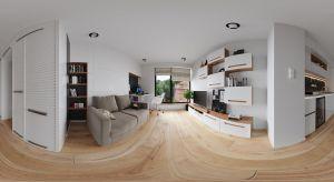 Jak z małego mieszkania, kawalerki zrobić przestrzeń wygodną, funkcjonalną i nowoczesną? Zobaczcie jak architekci zaprojektowali mikro mieszkania.