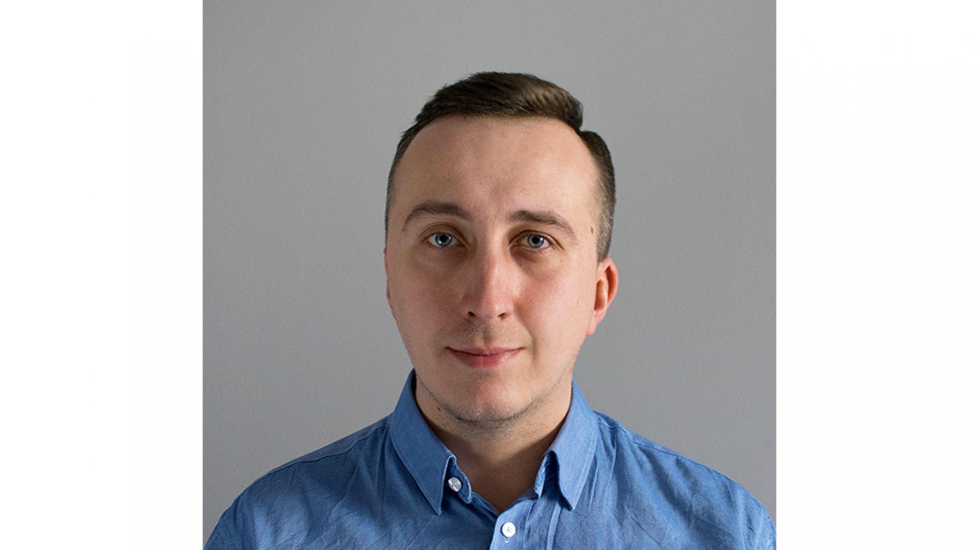 Michał Głuszczuk, współwłaściciel agencji social media HELLO SOCIAL