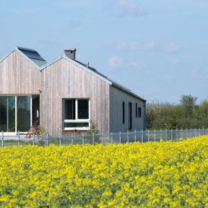 Field House. Projekt: Blank Architects. Fot. Piotr Krajewski, Fotografia Architektury