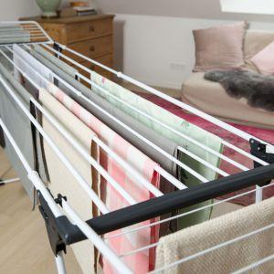 Suszarka Infinity pomieści duże pranie. Fot. Vileda