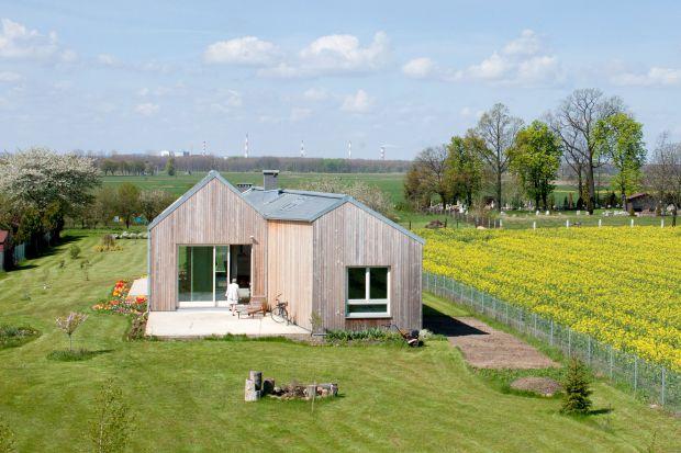 Dom stodoła - te projekty trzeba zobaczyć