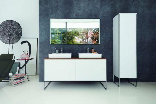 Meble łazienkowe: zobacz ciekawą serię