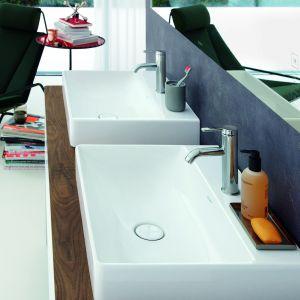 Nowoczesne meble łazienkowe, kolekcja XSquare. Fot. Duravit