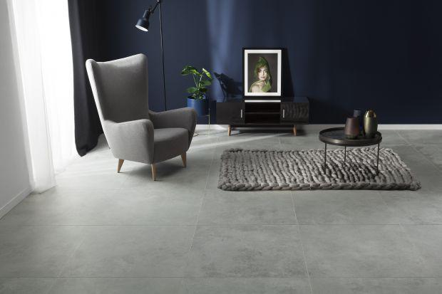 Mały salon - co na podłogi i ściany?