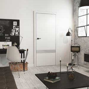 Drzwi Lope w białym kolorze. Fot. RuckZuck