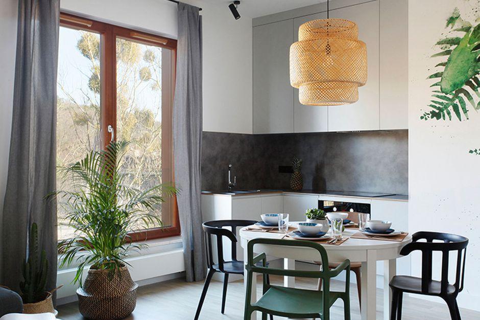 Prostota i funkcjonalność - wyznaczniki stylu niewielkiego mieszkania