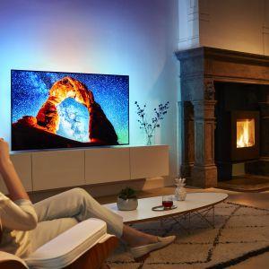 Nowoczesne technologie: telewizory Oled. Fot. Philips