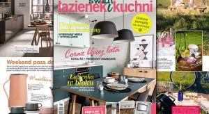 Nowy numer Świata Łazienek i Kuchni właśnie ukazał się na rynku.