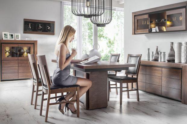 Meble do jadalni - eleganckie krzesła