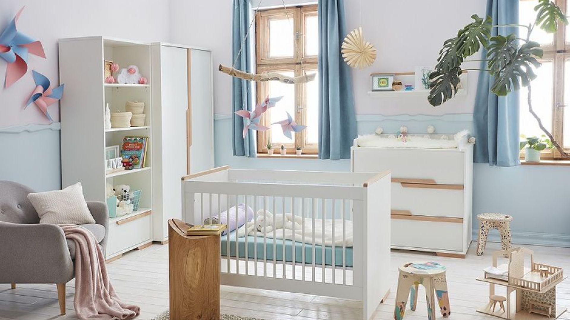 Kolekcja mebli dla dzieci i młodzieży Snap. Fot. Pinio