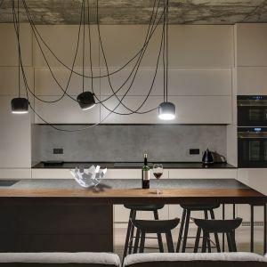 Bateria kuchenna Alessi Swan by Oras. Fot. Oras