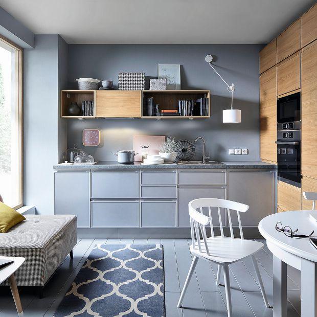 Mała kuchnia - 10 pięknych kolekcji mebli