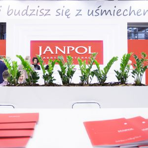 Fabryka Materacy JANPOL Konsumenckim Liderem Jakości 2018. Fot. Janpol