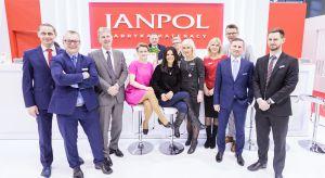 """Po raz kolejny, głosami konsumentów, Fabryka Materacy JANPOL zajęła I. miejsce w kategorii """"Materace"""" w ogólnopolskim programie Konsumencki Lider Jakości."""