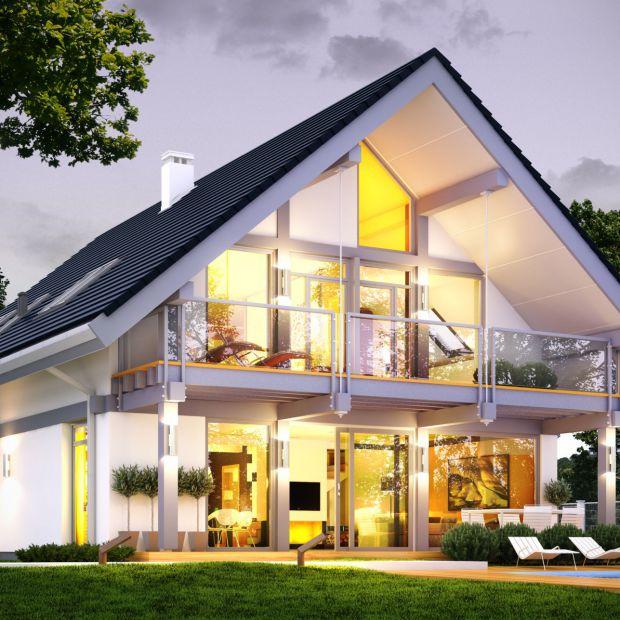 Dom otwarty na ogród. Ten projekt Cię zachwyci!