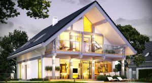 Dom Otwarty 4 to estetyczny i energooszczędny projekt, który sprawdzi się jako mieszkaniedla cztero- czy nawet sześcioosobowej rodziny. Jego zalety to funkcjonalnie rozplanowane wnętrza oraz niewielkie koszty utrzymania.